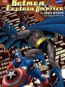 蝙蝠侠与美国队长 第1话